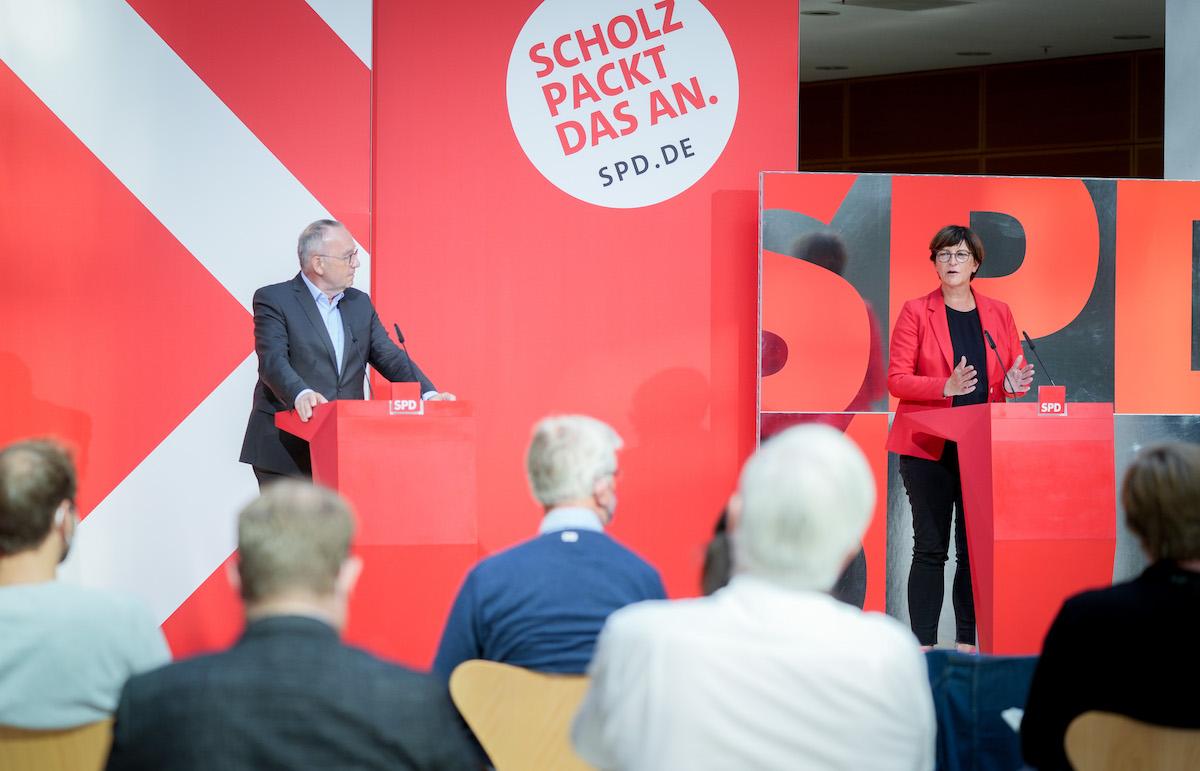 CDU und CSU gehören in die Opposition