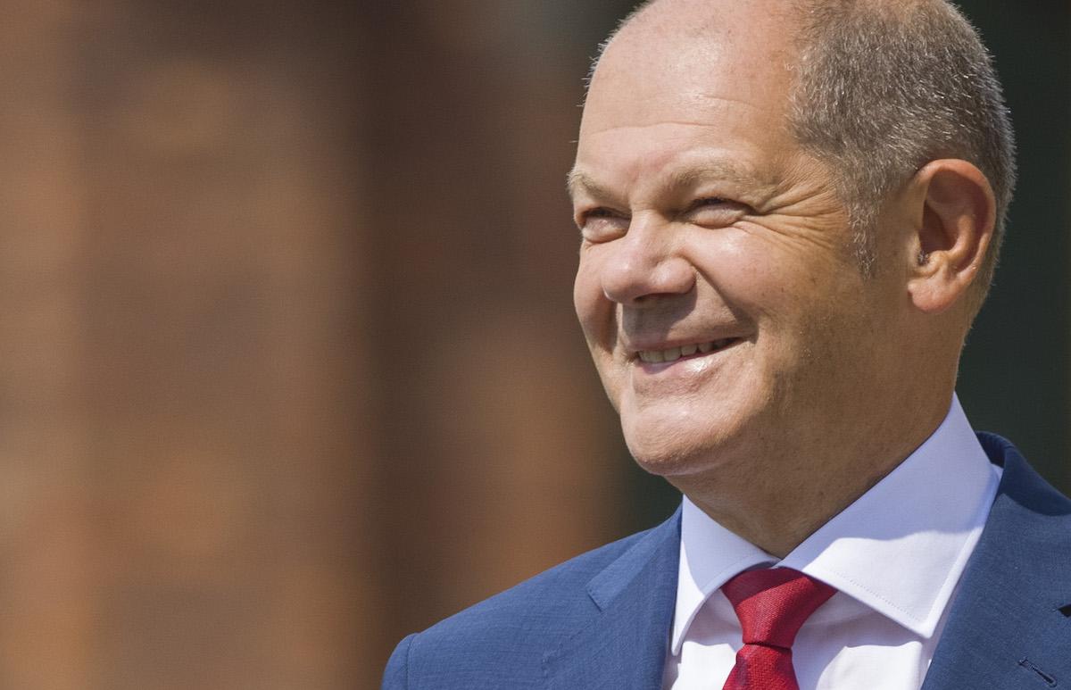 """Olaf Scholz treibt """"Steuerrevolution"""" an"""
