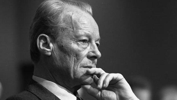 Willy Brandt Bestattet