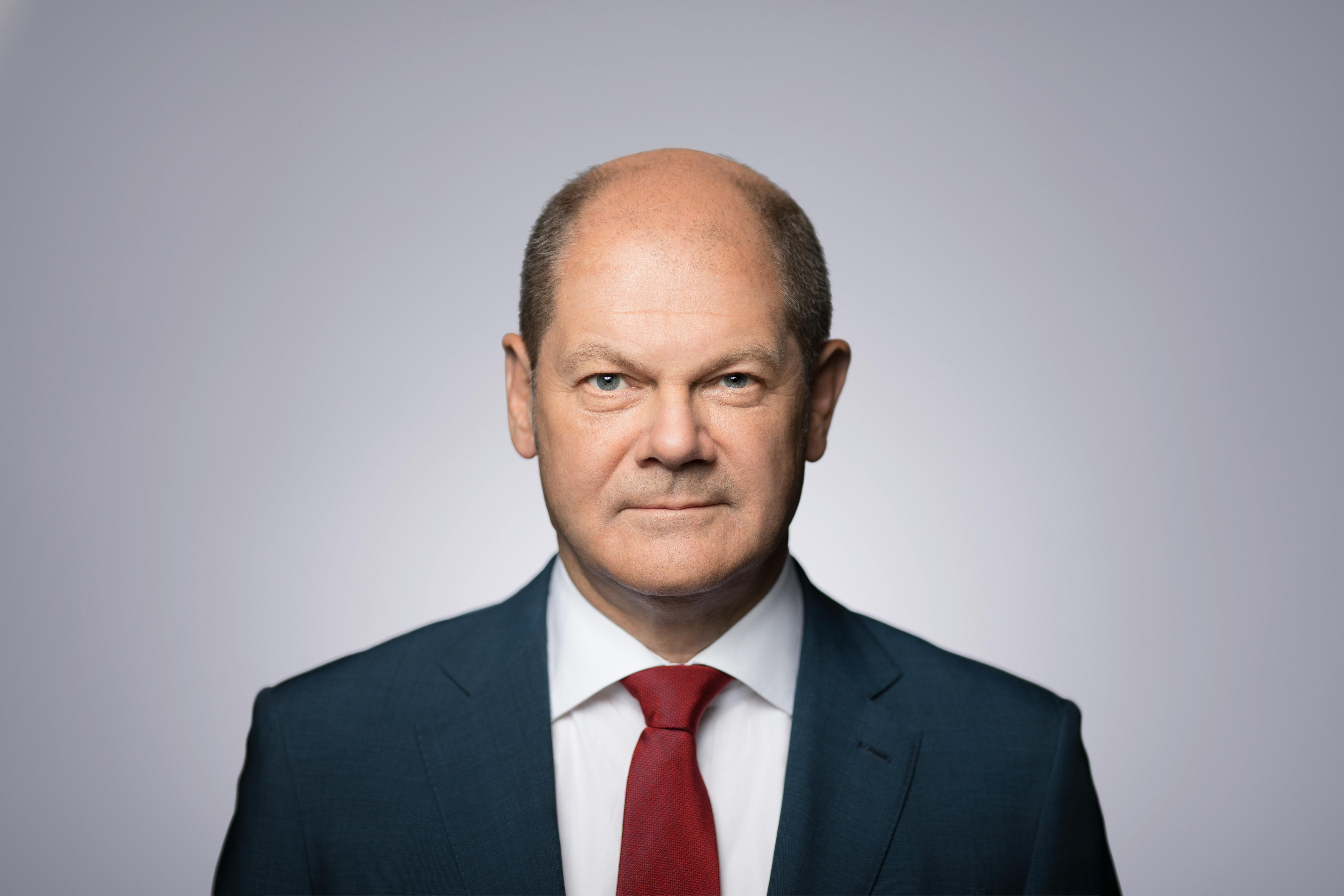 Olaf Scholz Schwul