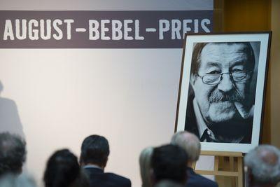 Foto von der Preisverleihung des August Bebel Preises