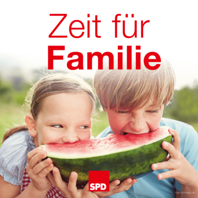 Symbolfoto: Zeit für Familie