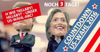 Symbolfoto: Unser US-Wahl-ABC - Countdown zur US-Wahl