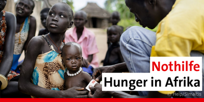 Symbolfoto: Nothilfe - Hunger in Afrika