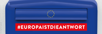 Symbolfoto zur Briefwahl bei der Europawahl