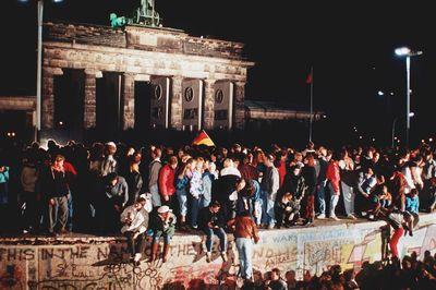 Der Mauerfall 1989 kann uns noch heute eine Lehre sein, findet Manuela Schwesig.
