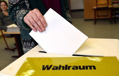 Landtagswahlen in Baden-Württemberg, Sachsen-Anhalt und Rheinlandpfalz