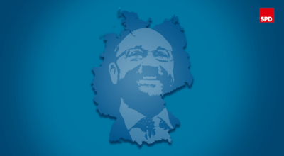 Symbolfoto Martin Schulz LIVE