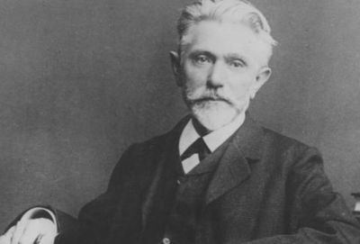 Foto: Agust Bebel: 1840-1913