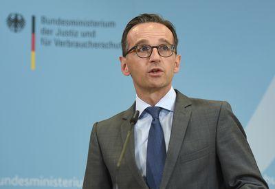 Bundesjustizminister Heiko Maas bei einer Pressekonferenz in Berlin (Foto: dpa)