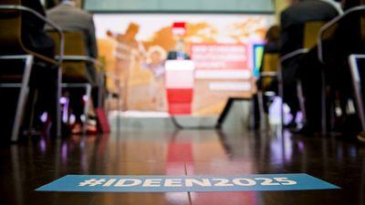 Unter dem Hashtag #Ideen2025 wurde beim Perspektivkongress auch via Twitter mitdiskutiert.