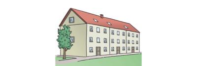 Bild zeigt Wohnungen