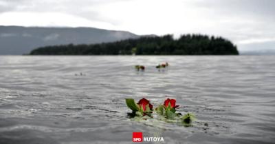 Foto: Wir gedenken der Opfer von Utoya